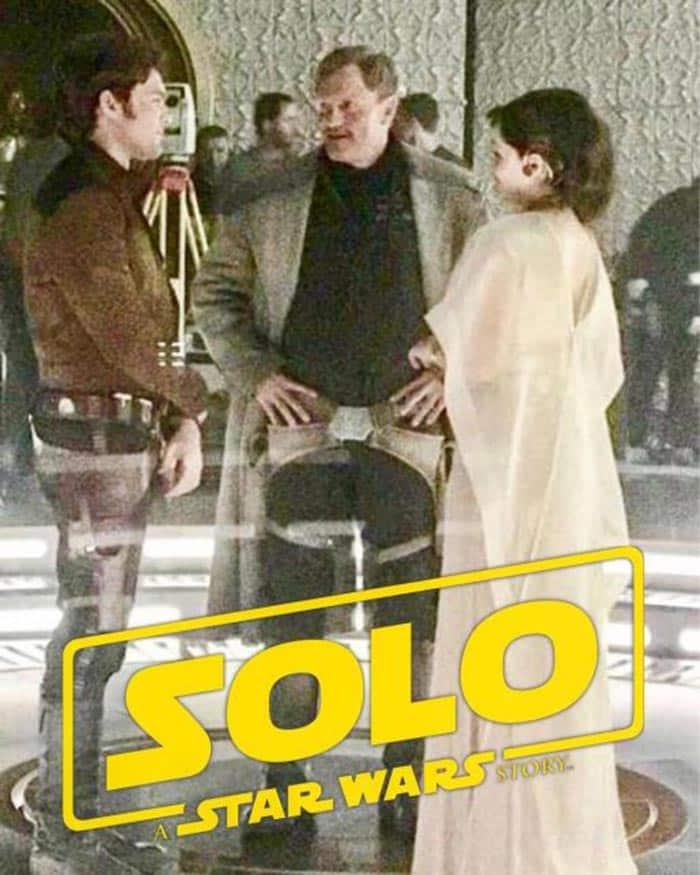 Imagen de Han Solo: Una historia de Star Wars (Solo: A Star Wars Story)