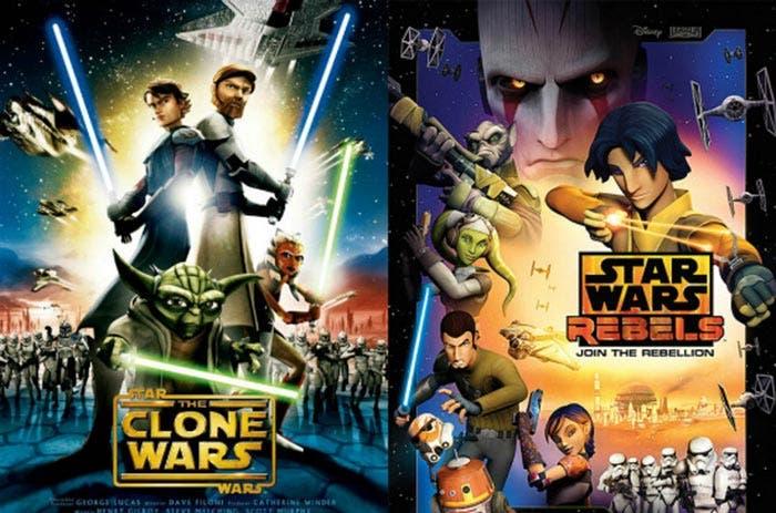 La próxima serie de animación de Star Wars después de The Clone Wars y Star Wars Rebels