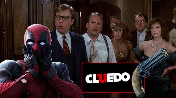 Ryan Reynolds hará una película de Cluedo con los guionistas de Deadpool y Deadpool 2