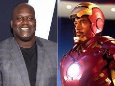 Shaquille O'Neal le pide a Marvel Studios salir en los Vengadores
