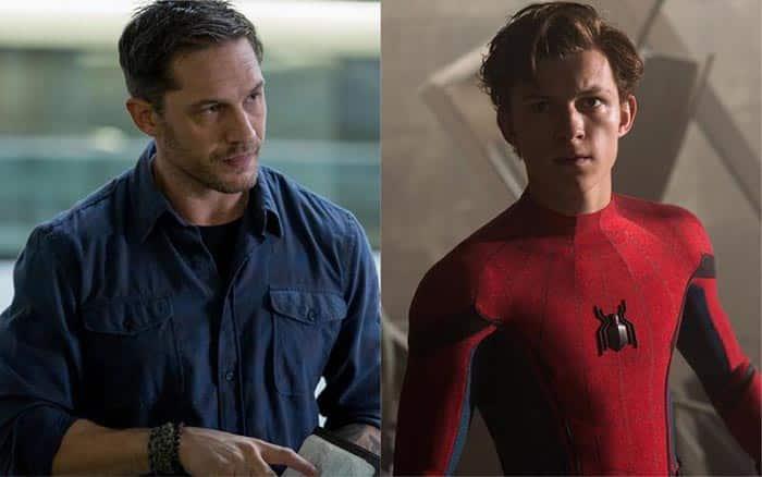 Spider-Man podría salir en Venom
