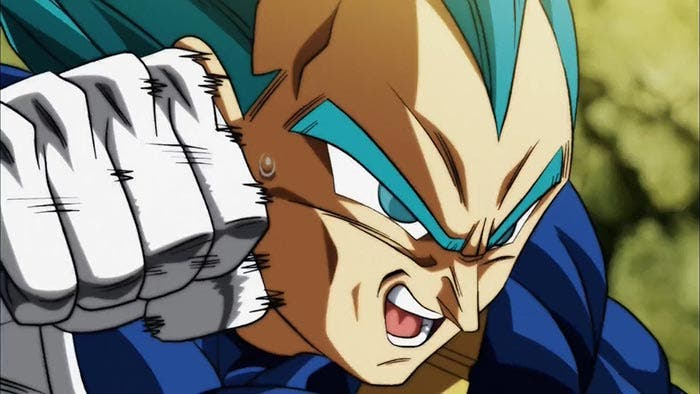 El suicidio de Vegeta en Dragon Ball Super