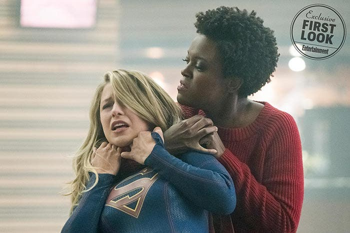 Supergirl y Purity