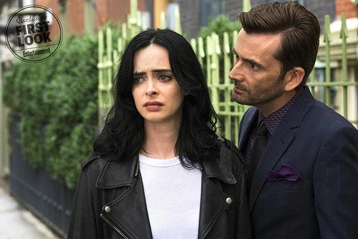 La temporada 2 de Jessica Jones (Marvel/Netflix)