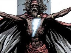 The Wizard en Shazam