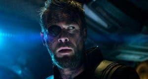 Thor en Vengadores: Infinity War