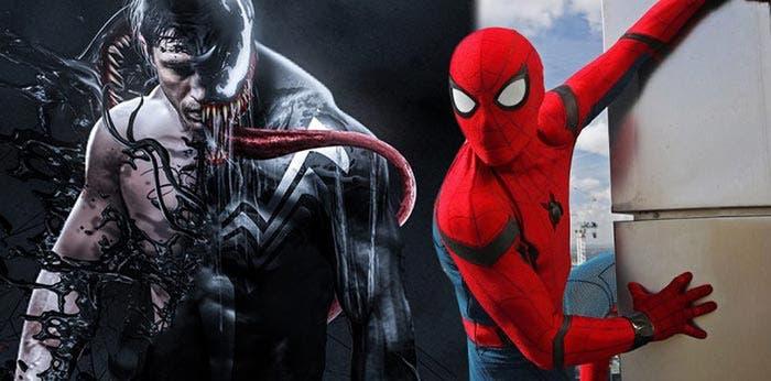 Tom Holland (Spider-Man) podría salir en Venom, pero como Peter Parker