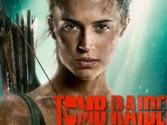 Alicia Vikander es Lara Croft Tomb Raider
