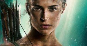 Alicia Vikander es la protagonista de Tomb Raider