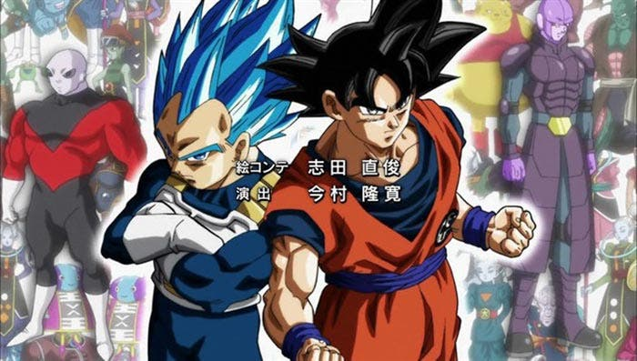 El Ultra Instinto de Vegeta en Dragon Ball Super