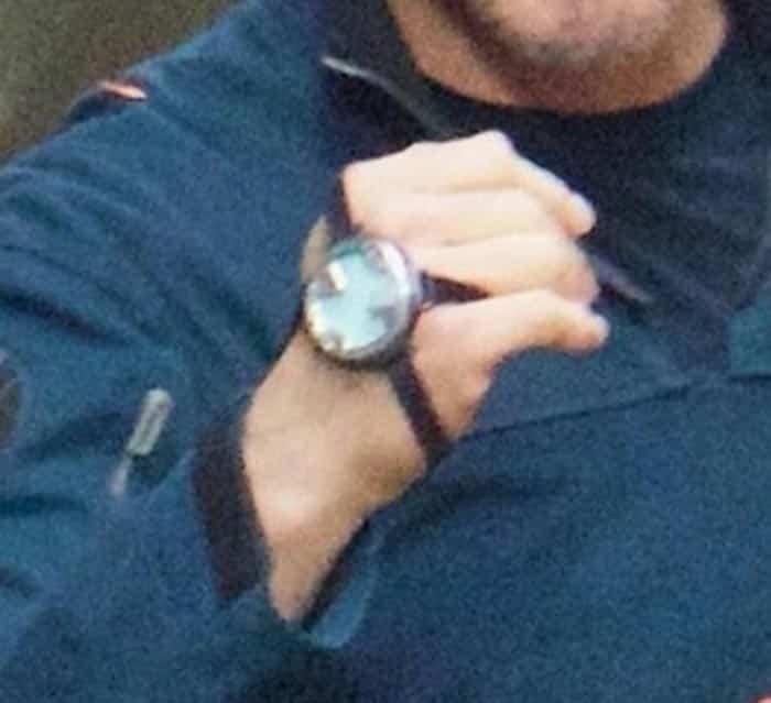 El misterio reloj de Vengadores 4