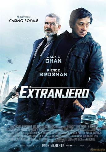 Poster de 'El Extranjero'