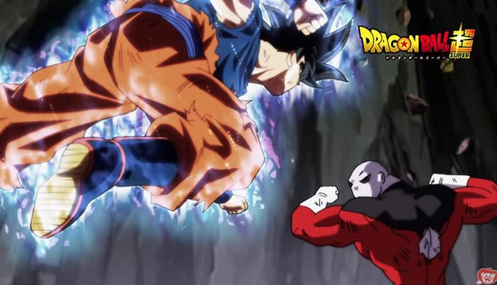 Goku vs Jiren en el 129 de Dragon Ball Super