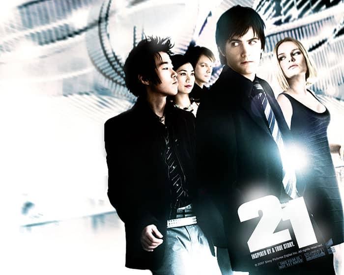 21 Black Jack (2008) | 5 mejores películas sobre casinos