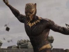 Black Panther Killmonger Suit
