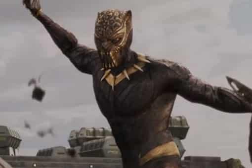 Black Panther Killmonger Suit