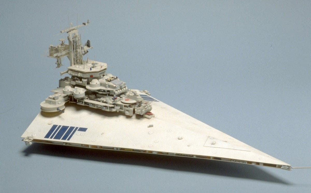 Colin Cantwell star destroyer