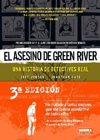 Portada El asesino de Green River