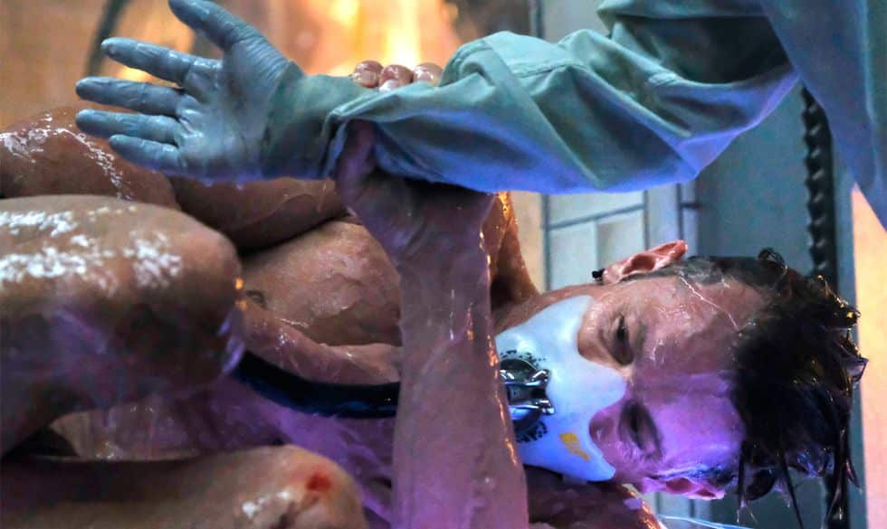 La tortura pornográfica en Altered Carbon (Netflix)