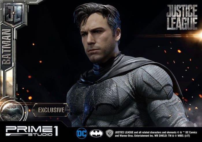 Ben Affleck ya es el Batman más triste de todos los tiempos
