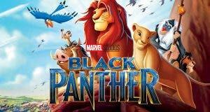4 momentos en los que Black Panther copia a El Rey León