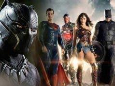 Black Panther Liga de la Justicia
