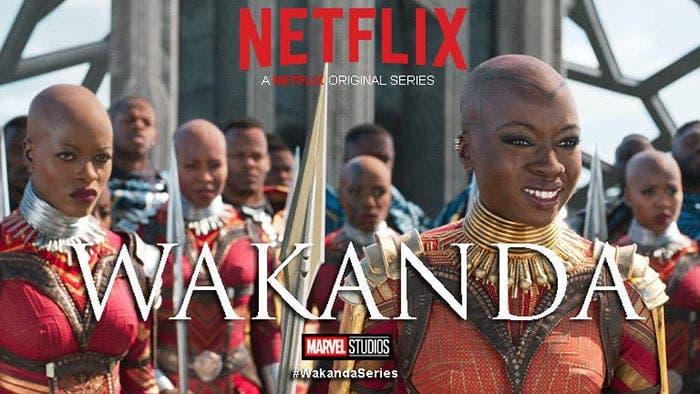 Black Panther: Netflix podría hacer una serie sobre Wakanda