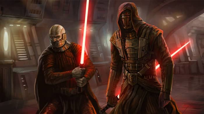 Star Wars: Caballeros de la Antigua República tendrá película