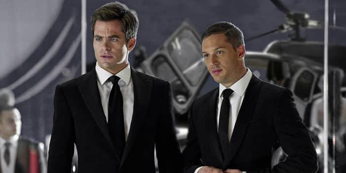 La película de Call of Duty podría estar protagonizada por Tom Hardy y Chris Pine
