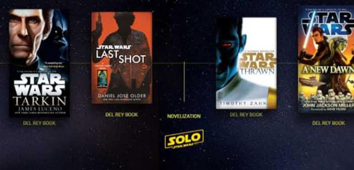 Cronología de Han Solo: Una historia de Star Wars