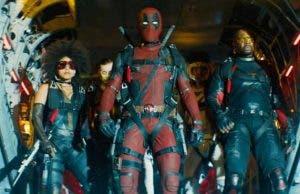 X-Force en el tráiler de Deadpool 2 (2018)