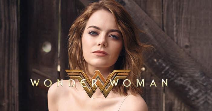 Emma Stone podría ser Cheetah en Wonder Woman 2