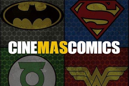 Facebook Cinemascomics