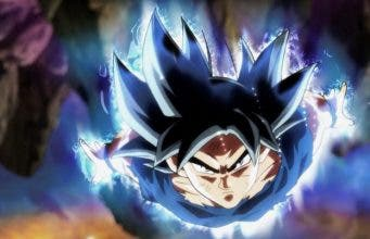 Goku se convierte en algo más que un Dios en Dragon Ball Super