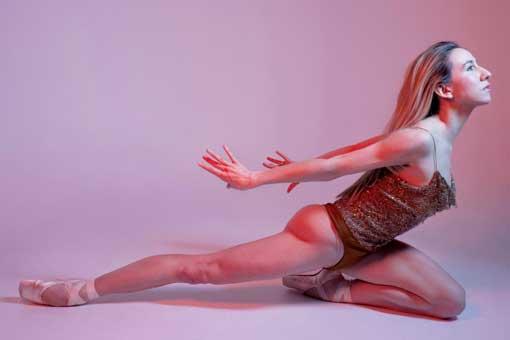 Jennifer Lawrence doble cuerpo Gorrión Rojo