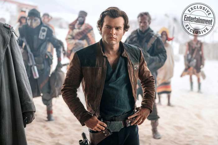 """Alden Ehrenreich """"no es lo suficientemente bueno"""" para Han Solo: Una historia de Star Wars"""