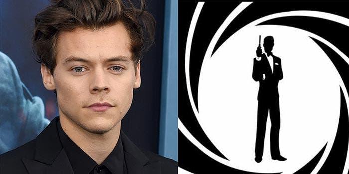 Harry Styles podría ser el nuevo James Bond