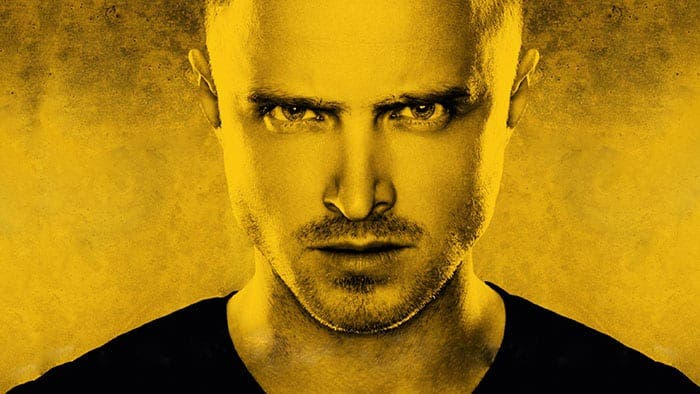 Jesse Pinkman (Aaron Paul) en Breaking Bad