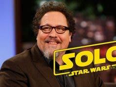 El importante personaje de Jon Favreau en Han Solo: Una historia de Star Wars