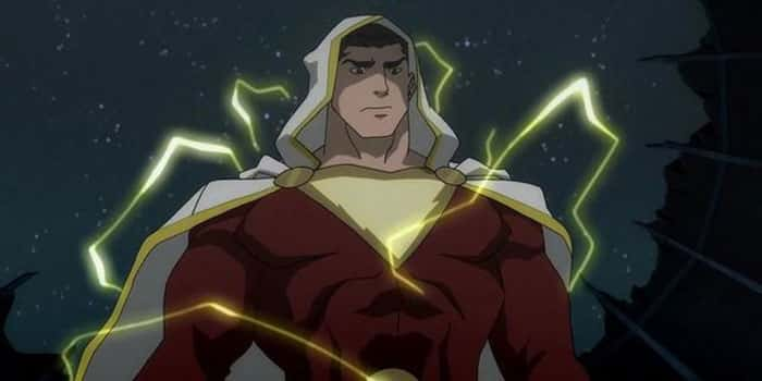 Shazam en Justice League: War