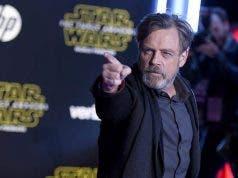 Mark Hamill (Star Wars) recibirá la estrella en el Paseo de la Fama de Hollywood