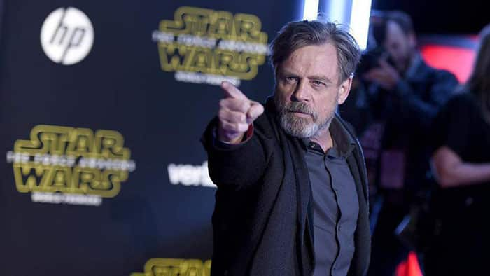Mark Hamill The Big Bang Theory