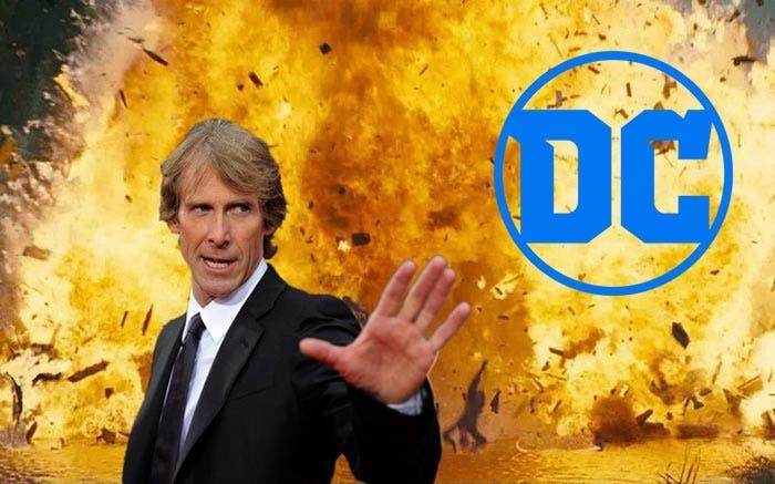 Michael Bay podría dirigir la próxima película de DC Comics