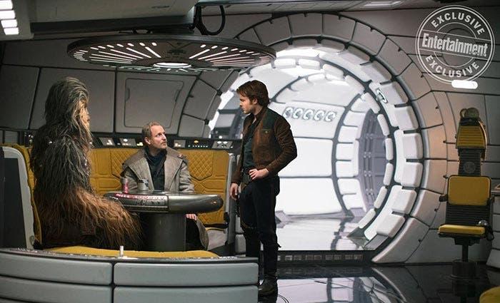 Crítica de Han Solo: Una historia de Star Wars: Ron Howard logra lo imposible