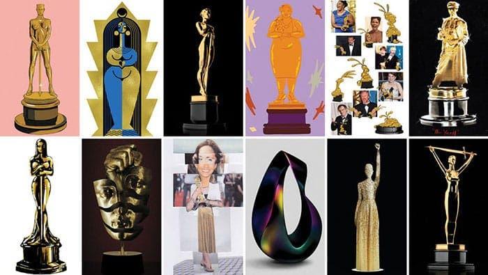 Oscars 2018 (Mujeres)