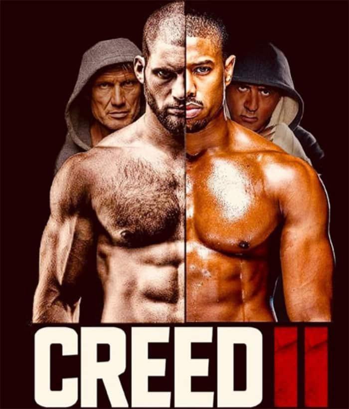 Sylvester Stallone publica el primer póster de Creed 2 (2018)