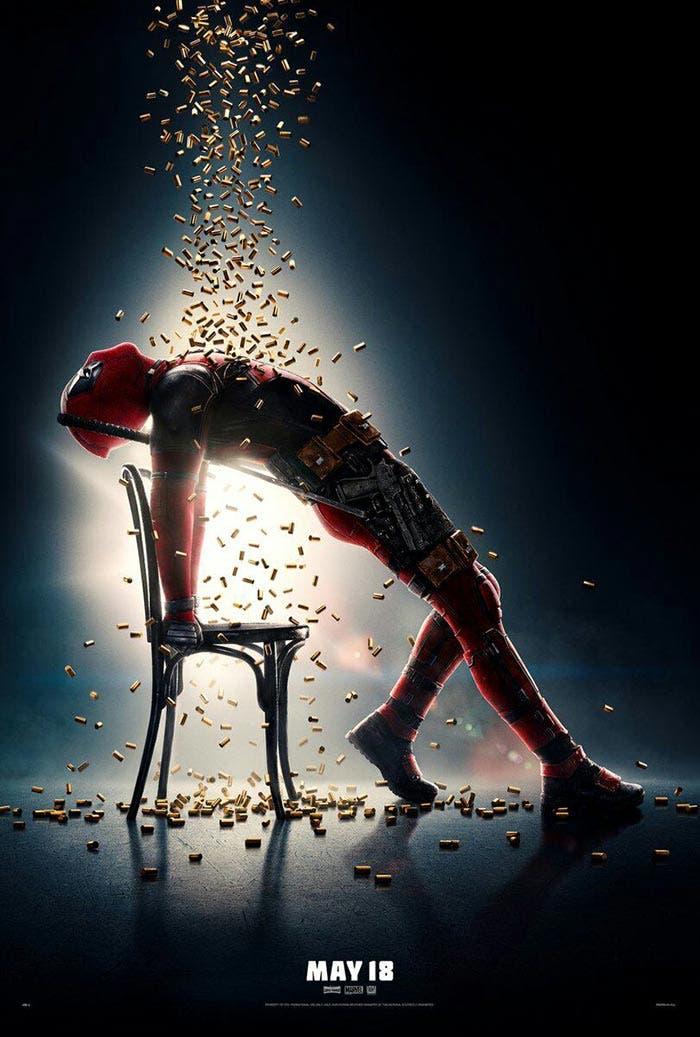 El nuevo póster de Deadpool 2 (2018) que ha provocado una polémica pornográfica