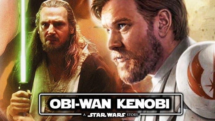 La película de Obi-Wan Kenobi (Star Wars) podría contar con Qui-Gon Jinn