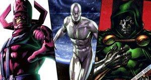 Fox ya está desarrollando las películas de Doctor Doom y Silver Surfer