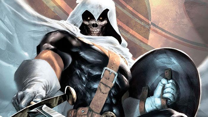 Taskmaster en Vengadores: Infinity War